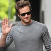 Actor Armie Hammer Stills, Actor Armie Hammer Images, Actor Armie Hammer Photos, Actor Armie Hammer Gallery