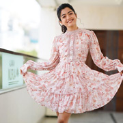 Actress Rashmika Mandanna Photos,Actress Rashmika Mandanna Images,Actress Rashmika Mandanna Gallery,Actress Rashmika Mandanna Album - Cinema Dinakaran