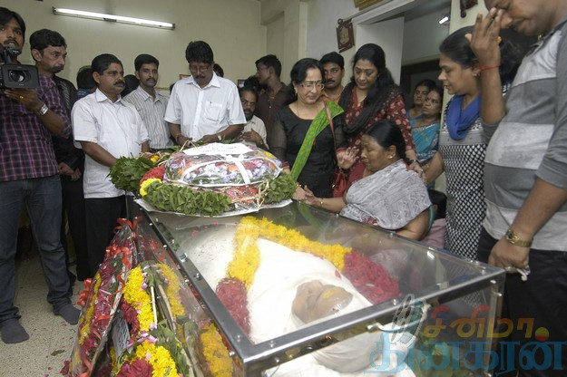 Actress Sukumari Death Photos